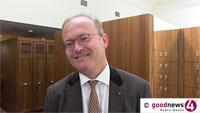 Bäder-Chef Kannewischers Plan zur Fußball-WM: «Jogi Löw einladen» - Mit Baden-Badens «geothermischer Energie» zur Weltmeisterschaft - Millionen-Investition im Friedrichsbad