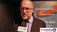 """AfD-Kreisparteitag wählt Roland Oberst und Joachim Kuhs als Sprecher – """"Weichen gestellt für Landtags- und Bundestagswahlkampf"""""""