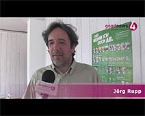 Grünen-Bundestagskandidat Jörg Rupp im goodnews4-Interview