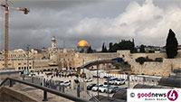 Programmhinweis – Franz Alt: Frieden zwischen Palästina und Israel ist möglich