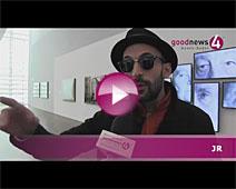 Künstler JR verwandelt Baden-Baden   JR, Patricia Kamp