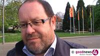 """Keine Sommer-Ruhe für OB Gerstner - Beschwerde-Brief von SPD-Stadtrat Hochstuhl: """"Bisher ist keine der Fragen mir beantwortet worden"""" - Frage nach """"Sinzheimer"""" Rechnungen"""