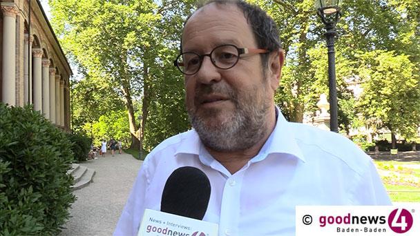 """SPD-Fraktionschef Hochstuhl zum alten Synagogen-Grundstück: """"Parkplatz sollte anderer Bestimmung zugeführt werden"""" - Stadt Baden-Baden verfügt über Grundstück für """"kirchliche Zwecke"""""""