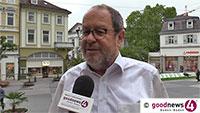 """HEUTE GENAU VOR EINEM JAHR: SPD-Fraktionschef Hochstuhl gibt Baden-Badener SPD Schulnote """"3+"""" – """"Kein Grund von unseren Überzeugungen abzuweichen"""""""