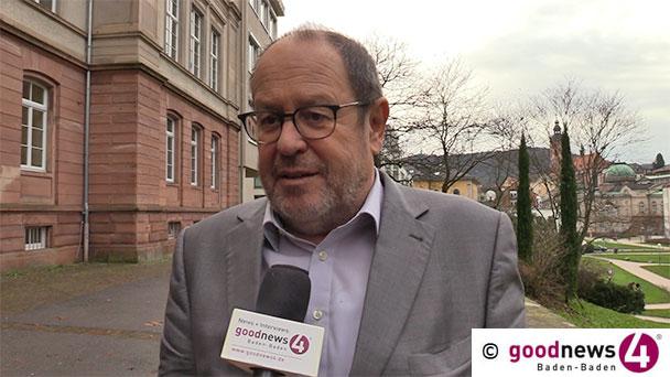 """Baden-Badener SPD-Fraktionschef Kurt Hochstuhl zu Berliner GroKo – """"Nachhaltigkeit und Stetigkeit Antwort auf diejenigen, die keine Verantwortung tragen"""""""