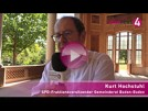 goodnews4-Sommergespräch 2020 | SPD-Fraktionschef Kurt Hochstuhl
