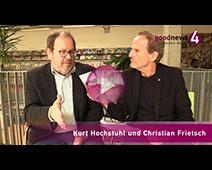 30 Minuten mit Kurt Hochstuhl | Gespräch zur Kommunalwahl 2019