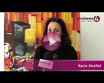 Karin Kneffel im Museum Frieder Burda