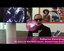 Spannende Künstlerin im Museum Frieder Burda | Katharina Sieverding