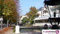 Rutschgefahr durch Laub - Rathaus mahnt: Gehwege fegen