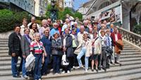 Karlsbad-Bürgerreise mit vielen Erlebnissen