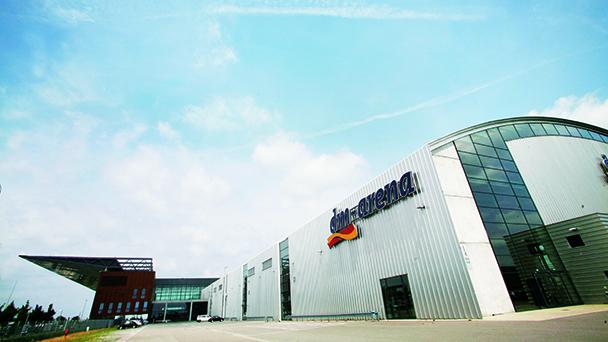 Auto Arena Karlsruhe