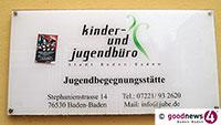 Erneute Verbannung aus Baden-Badener Innenstadt – Grüne Jugend kritisiert die Verlegung des Kinder- und Jugendbüros