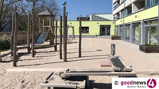 Auch in Baden-Badener Kitas geht es wieder los – Regelbetrieb in Kitas und Kindertagespflege ab Montag
