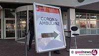 """Corona-Ambulanz in Klinik Baden-Baden Balg schließt – """"Deutlich ansteigende Zahl von COVID-19-Patienten"""""""