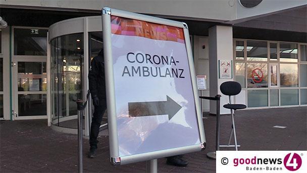 Corona-Fall in Bühler Altersmedizin – Sofortige Sperrung für Neuaufnahmen