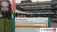 """HEUTE GENAU VOR EINEM JAHR: Baden-Badener Hausärzte überfordert – Klinikum Mittelbaden Chefarzt Christian Nagel: """"Letzte Woche mehr spürbar gewesen als diese Woche"""" – """"Was Mundschutz, Desinfektionsmittel angeht, ein volles Pandemielager"""""""