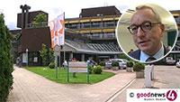 """Klinik-Chef Thomas Iber: """"Entspannung Ende Juli"""" – Zur Lage in Balg: """"Patienten unverändert teilweise schwer erkrankt"""" – """"Die ganze Woche keine planbaren Operationen"""""""