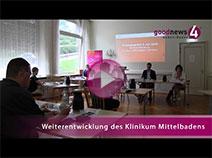 Diskussion um neue Klinik für Baden-Baden und Landkreis Rastatt | Landrat Toni Huber, Jürgen Jung, Thomas Iber