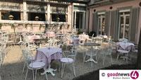 """Gastronomie öffnet am 18. Mai – Hotels am 29. Mai – """"Strenge Auflagen"""""""