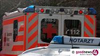 """Tödlicher Arbeitsunfall in Bruchsal – 47-Jähriger stürzte """"mehrere Meter in die Tiefe"""""""