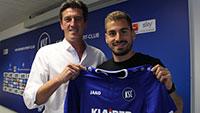 KSC holt Charalampos Mavrias - Von der Premier-League in den Wildpark