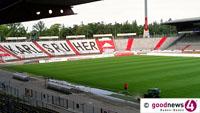 """KSC bald mit neuem Stadion – Spatenstich am Montag zum """"Vollumbau"""" im Wildpark"""