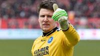 Torhüter René Vollath verlängert Vertrag mit KSC