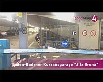 """Baden-Badener Kurhausgarage """"à la Bronx"""""""