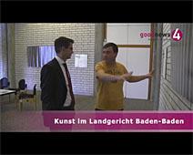 Kunst im Landgericht | Interviews mit Michael Borchard und Rüdiger Seidt