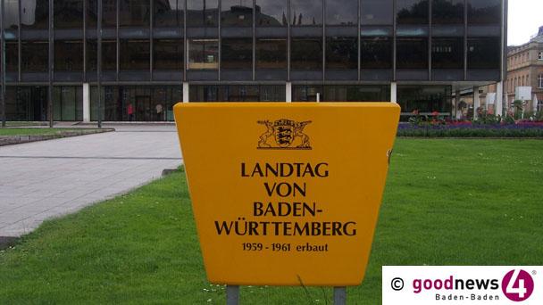 Am 21. März 2021 wird in Baden-Württemberg gewählt – Ministerrat billigte Vorschlag von Innenminister Strobl