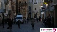 Pflastersanierungen in Baden-Badener Fußgängerzone