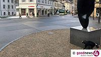 """Stadtbild-Chef Niedermeyer mit philosophischem Appell an die Baden-Badener  - """"Wir sollten uns nicht missmutig jeden Tag an dem groben, grauen Betonkaro reiben"""""""