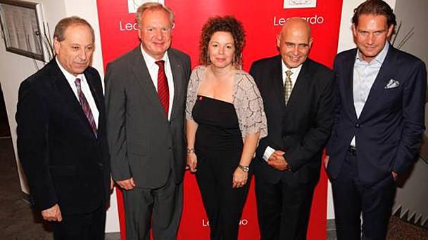 Aus Best Western wurde Leonardo - Eröffnungsparty des neuen Baden-Badener Hotels