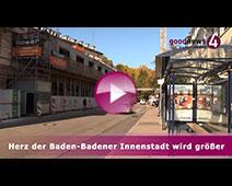 Herz der Baden-Badener Innenstadt wird größer | Peter Kruse, Alexander Uhlig