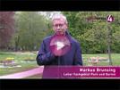 Das Blumenmeer in Baden-Baden und die mühsame Handarbeit | Markus Brunsing