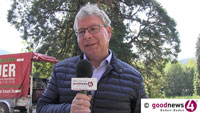 Miniermotte in Baden-Baden – Große Bitte von Gartenamtschef Markus Brunsing – Kastanienlaub unbedingt richtig entsorgen