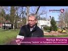Mammutbaum-Baby in der Lichtentaler Allee | Markus Brunsing