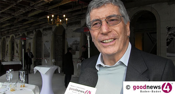 """Investor Martin Buchli schwärmt vom neuen Europäischen Hof - """"Auf dem Dach eine Event-Location, der Blick über ganz Baden-Baden hinauf zum Schloss"""""""
