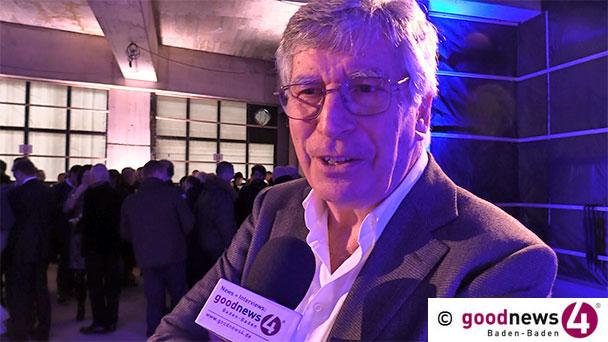 """Richtfest des Europäischen Hofs nach vielen Klippen - Investor Martin Buchli: """"Es sind nicht drei, es sind 300!"""" - Es wird die Baden-Badener """"Flaniermeile"""""""