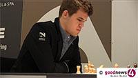 Schach-Weltmeister Magnus Carlsen siegt nach dramatischem Finale - Tiebreak gegen Arkadij Naiditsch