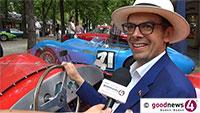 """Marc Culas dankt Petrus und seinem Vater - """"Petrus und der Herr Papa haben ein bisschen gepustet"""" - Wieder rekordverdächtige 20.000 Besucher beim Oldtimer-Meeting in Baden-Baden"""