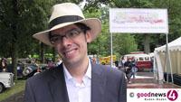"""Oldtimer-Meeting am Wochenende in Baden-Baden - Marc Culas: """"Vier Fahrzeuge aus dem BMW-Museum München kommen in einem Spezialtransporter"""""""