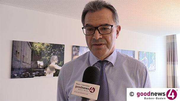 """FBB will CDU in Baden-Baden nach Kommunalwahl ablösen – Martin Ernst: """"Stärkste Fraktion werden""""- """"Wolfgang Niedermeyer ist wirklich Programm"""""""