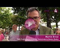 Baden-Baden Welterbe – Der erste Glücksmoment | Martin Ernst