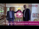 FBB-Mitglied als Landtagskandidat für Freie Wähler wahrscheinlich   Klaus Wirthwein, Martin Ernst