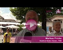 Baden-Baden Welterbe – Der erste Glücksmoment | Markus Fricke