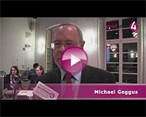 Michael Geggus nach der verlorenen OB-Wahl