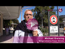 Schwieriges Verkehrs-Quiz an Fieser-Brücke | Michael Greising