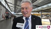 """Überlegung zur Schließung der Flughäfen war übereilt – Flughafen Karlsruhe/Baden-Baden-Chef Manfred Jung: """"Polizeihubschrauber, Rettungsflugwacht, Organtransporter fliegen von hier"""" – """"Schwerpunkt Rückholung von Urlaubern"""""""